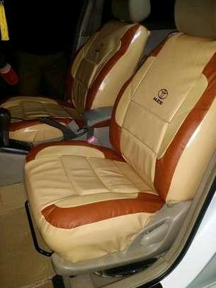 Ractis Car Seat Covers
