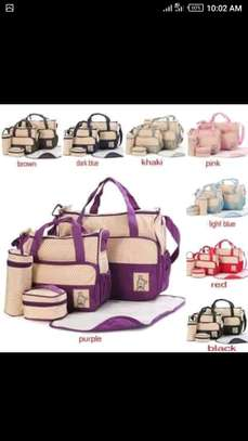 Baby bag 4 in1 image 1