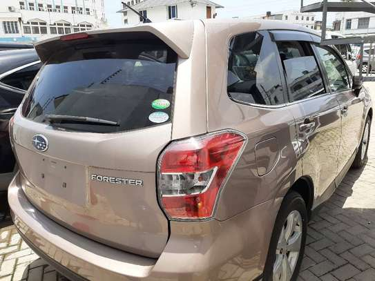 Subaru Forester 2.0 S Type A Automatic image 5