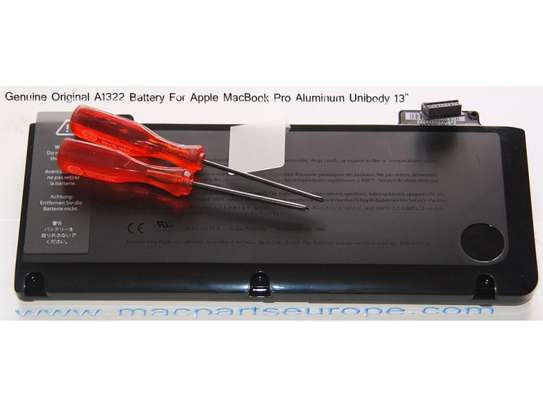 """A1322 Battery For Apple MacBook Pro Aluminum Unibody 13"""" New image 1"""
