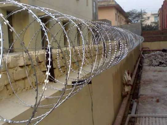 razor wire supply and installation in Kenya image 2