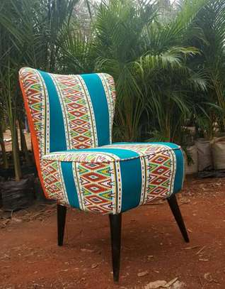 Kitenge Cocktail chairs image 5