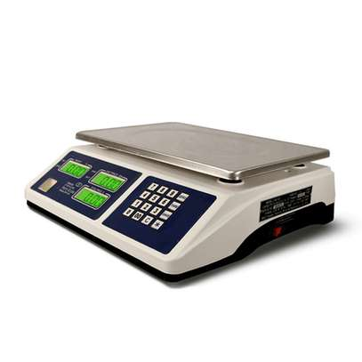 30KG Digital Price Computing Weighing Scale image 1
