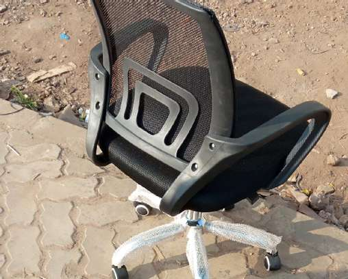 An office or home swivel chair image 1