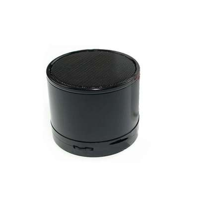 Mini Bluetooth Wireless Stereo Speakers FM, Memory Card, Bluetooth, USB - Black