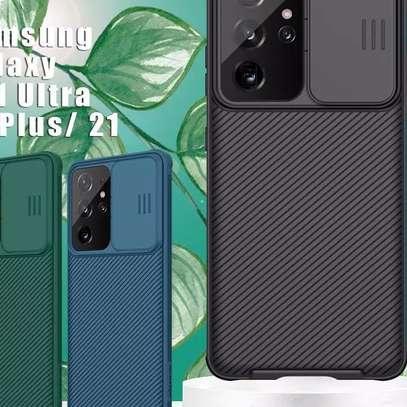 Nillkin for Samsung Galaxy S21 Ultra Armor Camshield image 1