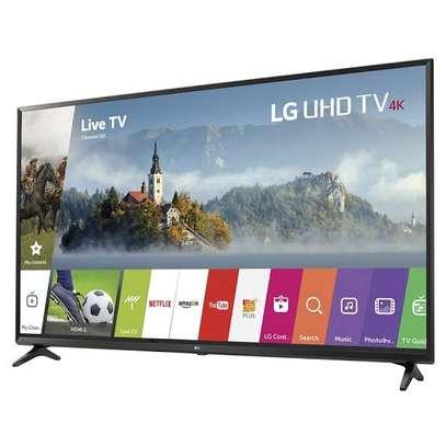 LG 55 inch smart TV 4,k image 1