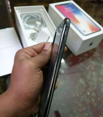 Apple Iphone X 256 GB Storage Black image 3