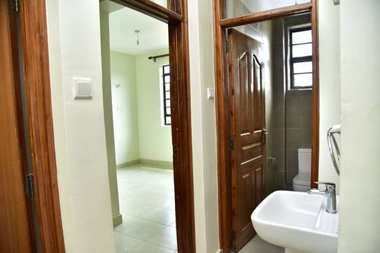 Elegant with perfect finishing two bedroom apartment ready to let in kitengela image 14