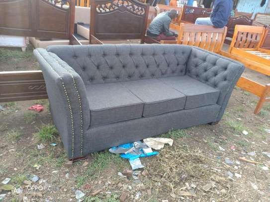Tufted 3seater