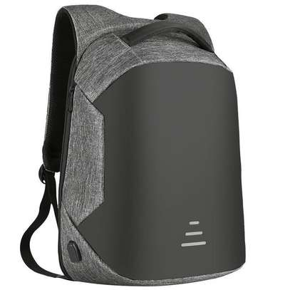 Anti-Theft Travel Bagpack with USB Cable