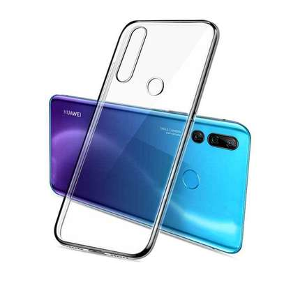 Clear TPU Soft Transparent case for Huawei Y9 Prime 2019/Y7 Prime 2019 image 3