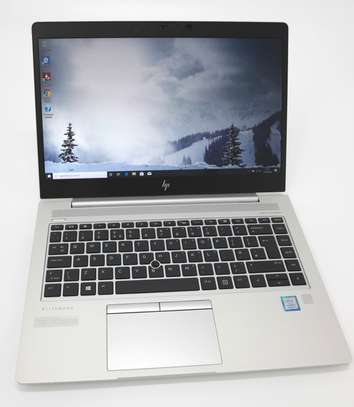 Hp EliteBook 840 G5 8th Generation Intel Core i5 Processor (Brand New) image 2