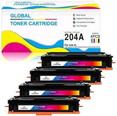 Compatible hp laser toners 204A image 1