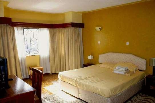 3 bedroom fully furnished riverside drive. image 5