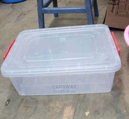 Container 10 Litres Plastic image 1