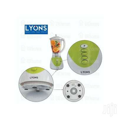 Lyons Blender 2 in 1 With Additional Grinder Machine 1.5L image 1
