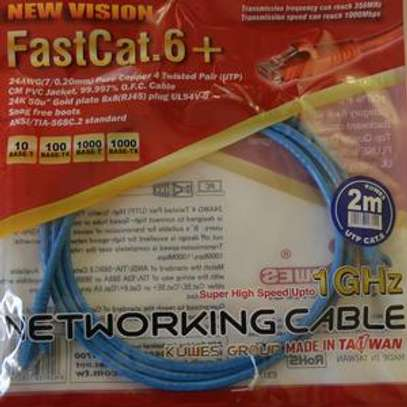 Kuwes Ethernet Patch Cable (factory-made)