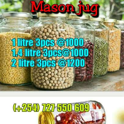 Mason jar,packing glasses