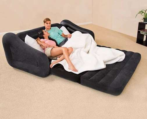Inflatable Sofa Bed image 1