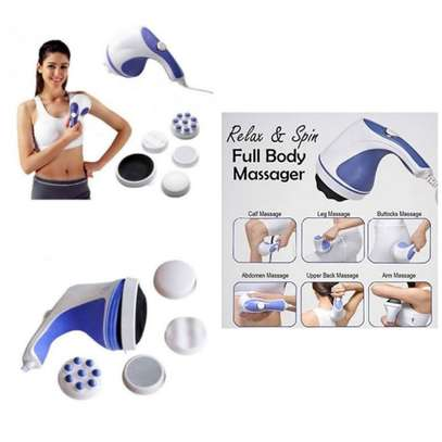 Relax and Spin Tone Whole Body Massager