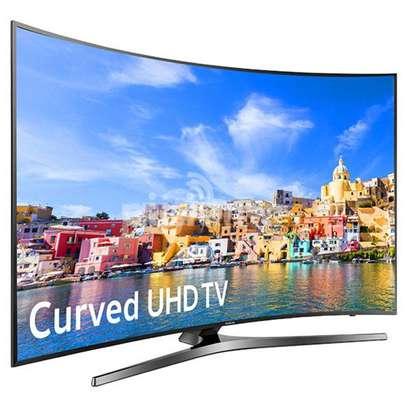 Samsung UA-55RU7300 UHD 4K CURVED SMART LED TV: SERIES 7 image 1