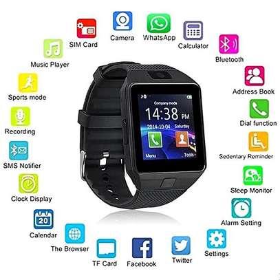 Generic DZ09-Sim Tool-Kit Smart Watch image 1