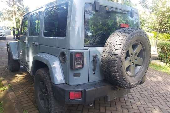 Jeep Wrangler 3.6 V6 image 11