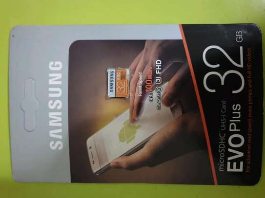Samsung 32gb SD Card