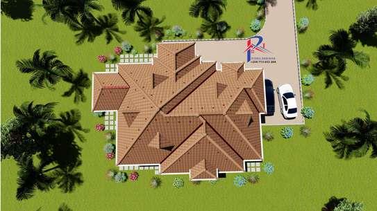 4 Bedroom house design image 4