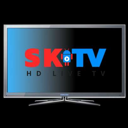 SKTV IPTV 24HRS Free INSTANT Trial [Premium APP] for Android Tv image 1