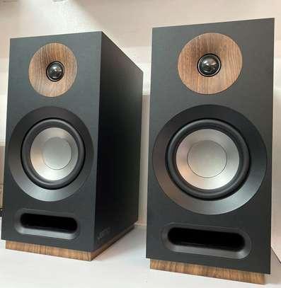 Jamo S 803  Bookshelf Speakers, Pair image 1