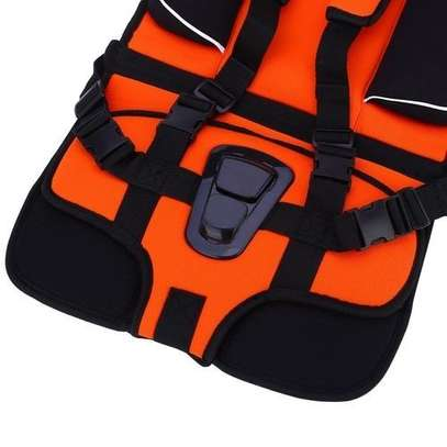 Breathable baby Car safety Seat cushion image 4