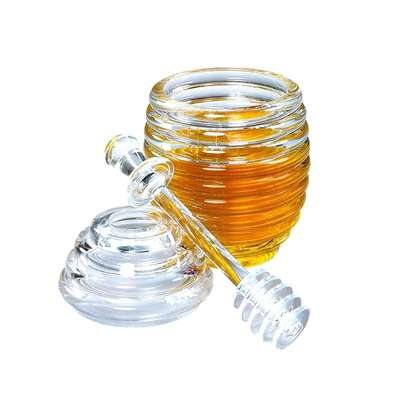 Honey Container With lid image 1