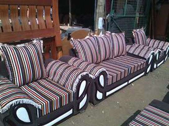 5seater Rizard sofa set image 3