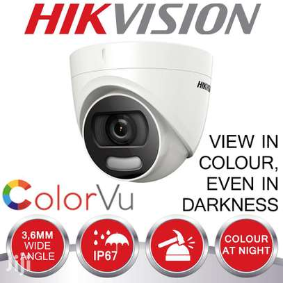 One  CCTV camera Complete cameras sale only image 2