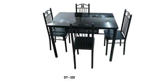 4seat dining set image 1