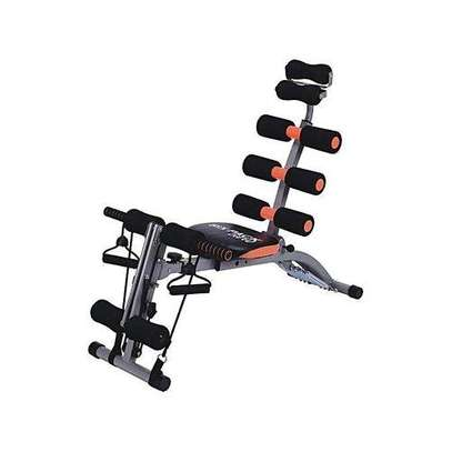 Golden Star Multipurpose Abdominal Six Pack Care Bench image 2