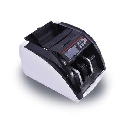 New Design Currency Counting Money Counter UV+MG+MT+IR +DD Detection 5800 Special for dollars, RM, euro Multi-Currency 110V/220V image 1