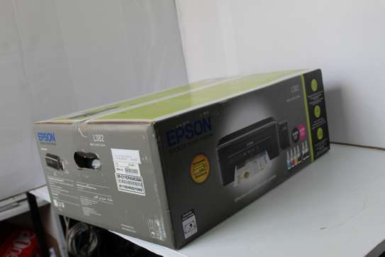 New Epson L382 All In One Printer With Ink Tank image 1