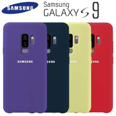 Silicone case with Soft Touch for Samsung S9 S9 Plus image 2