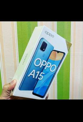 Oppo A15 image 1