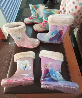 Kids quality wellies/gumboots image 9