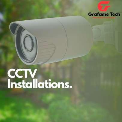 CCTV Cameras & Installation Services. image 1