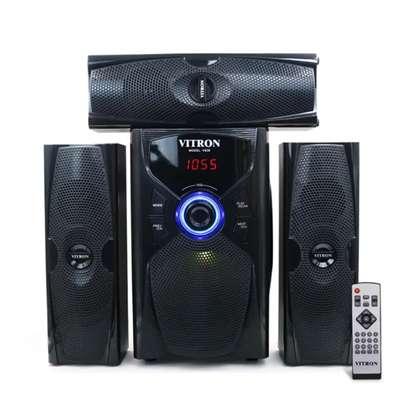 Vitron V636 3.1 Channel  Multimedia Bluetooth Speaker System Woofer image 1