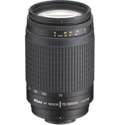 Nikon 70-300mm f/4.5-5.6G ED IF AF-S VR Nikkor Zoom Lens for Nikon Digital SLR image 2