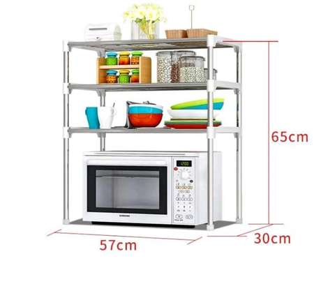 3 Tier Microwave Stand image 2