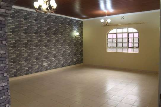 Modern two bedroom house  to let  in  Utawala image 1