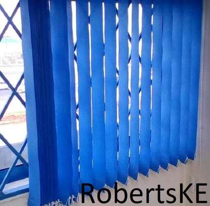 blue blinds image 1