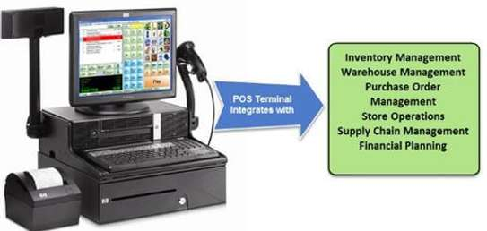 Point of Sale System Software image 1
